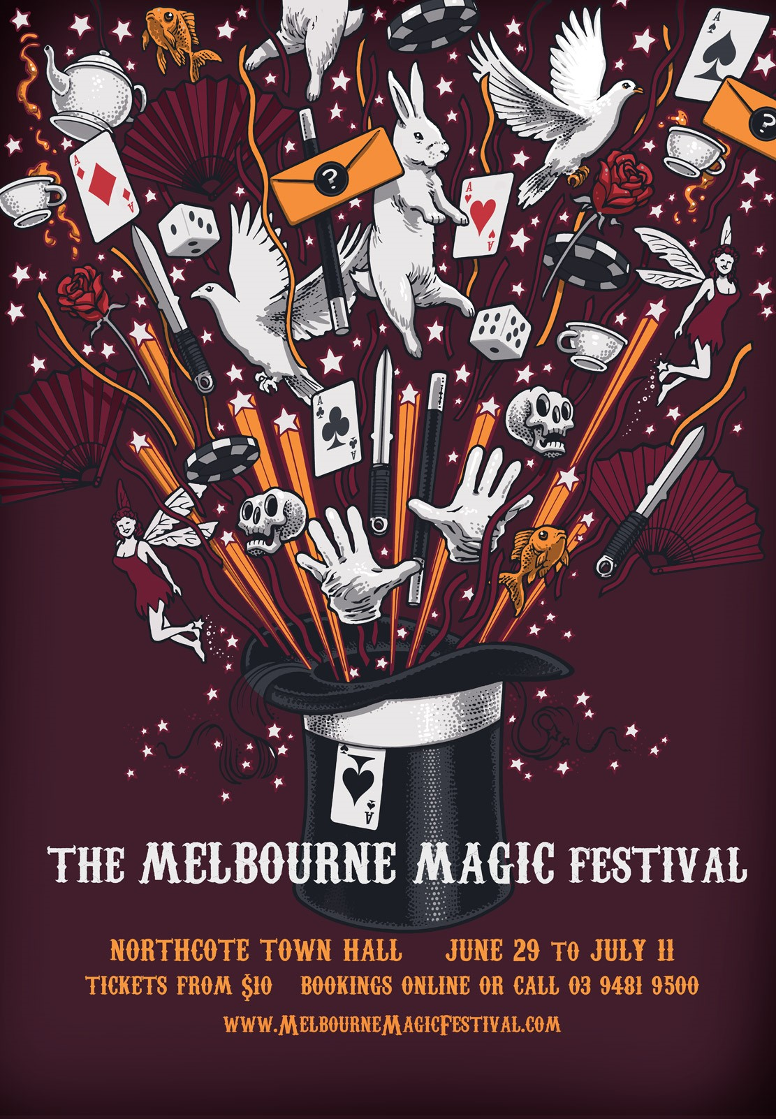 Melbourne Magic Festival