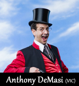 Magic Classes with Anthony DeMasi
