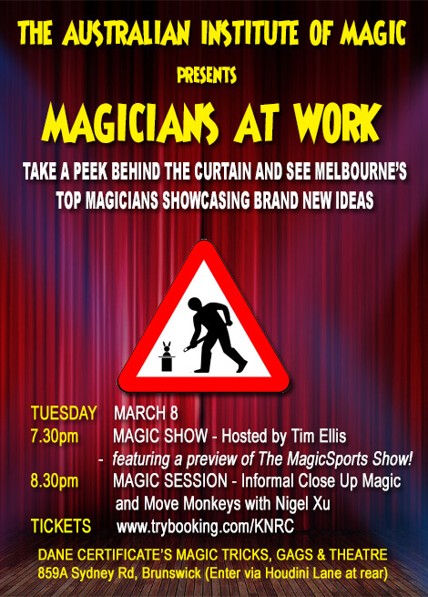 MagicAtWorkPoster