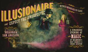 Illusionaire @ Seafarers Dome | Docklands | Victoria | Australia