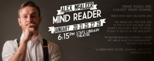 Mind Reader @ State Library of WA