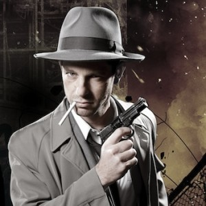 2 Ruby Knockers, 1 Jaded Dick: A Dirk Darrow Investigation @ Gluttony at The Bally | Adelaide | South Australia | Australia