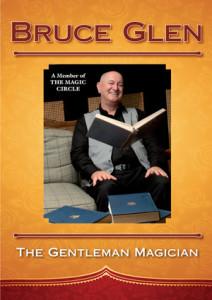 The Gentleman Magician @ Noosa Arts Theatre | Noosaville | Queensland | Australia