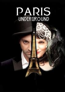 Paris Underground Cabaret @ Wonderland Speigeltent | Docklands | Victoria | Australia