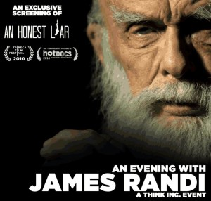 An Evening with James Randi @ MCEC Plenary | South Wharf | Victoria | Australia