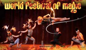 World Festival of Magic - Australian Tour @ Australa wide