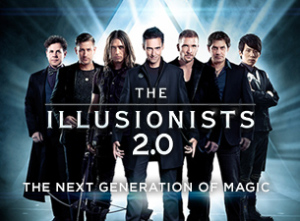 The Illusionists 2.0 @ Melbourne Arts Centre | St Kilda | Victoria | Australia