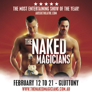 The Naked Magicians @ Gluttony - The Octagon | Adelaide | South Australia | Australia