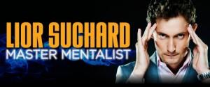 Lior Suchard - Master Mentalist @ Comedy Theatre