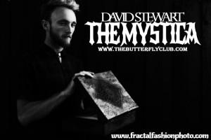 Dave Stewart - The Mystica @ The Butterfly Club | Melbourne | Victoria | Australia