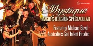 Mystique @ Her Majesty's Theatre - Adelaide