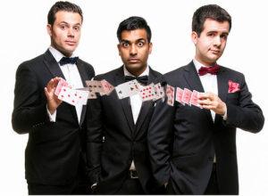 Gentlemen of Deceit @ Atheneaum Theatre | Melbourne | Victoria | Australia