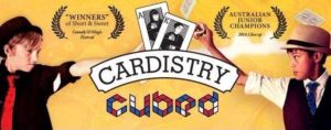 Cardistry Cubed @ Old 505 Theatre | Newtown | New South Wales | Australia