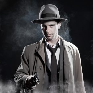 6 QUICK DICK TRICKS: A DIRK DARROW INVESTIGATION @ State Library Theatrette at Fringe Central | Perth | Western Australia | Australia