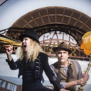 CHARLIE CAPER & MALIN NILSSON: MINOR MIRACLES @ King's Lair - Basement at His Majesty's Theatre | Perth | Western Australia | Australia