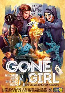 Gone Girl @ The 86   Fitzroy   Victoria   Australia