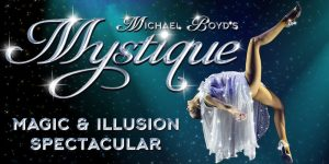 Mystique @ The Palms at Crown | Southbank | Victoria | Australia