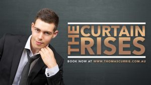 The Curtain Rises @ pin Bluestone Theatre