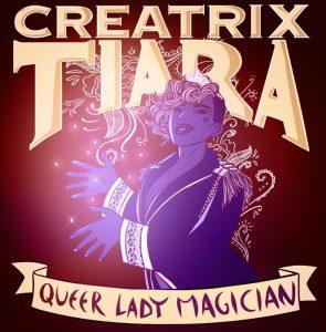 Queer Lady Magician @ Gasworks Studio Theatre | Albert Park | Victoria | Australia