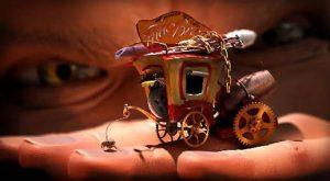 Miniature Museum of Magic - Illusionist Jo Clyne @ Speakeasy HQ