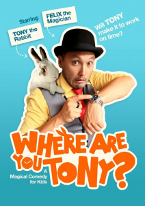Where Are You Tony? @ Glen Eira Library | Carnegie | Victoria | Australia