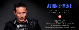 Astonishment - The Laneway Theatre @ The Laneway Theatre