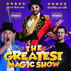 The Greatest Magic Show @ Arts Centre Melbourne