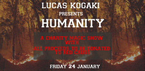 Humanity - Bushfire Relief Fundraiser @ The Laneway Theatre