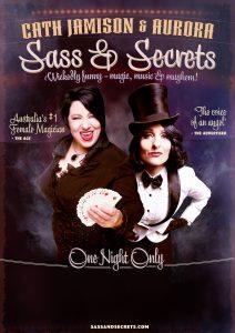 Cath Jamison & Aurora: Sass & Secrets - Ringwood Carnival @ Karralyka Centre