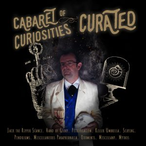 Cabaret of Curiosities: Curated @ Le Roi at Belgian Beer Cafe