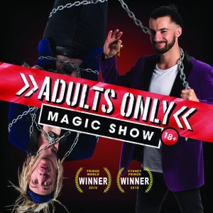 Adults Only Magic Show @ Main Hall at Girls School