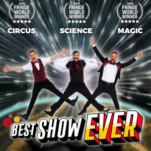 Best Show Ever @ The Edith Spiegeltent at The Woodside Pleasure Garden