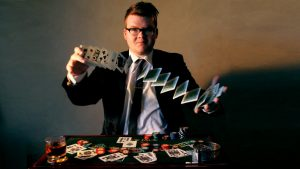 Josh Staley: The Conjurer At The Card Table @ The Charles Dickens Tavern
