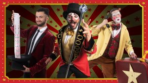 Circus @ The Famous Spiegeltent at Arts Centre Melbourne